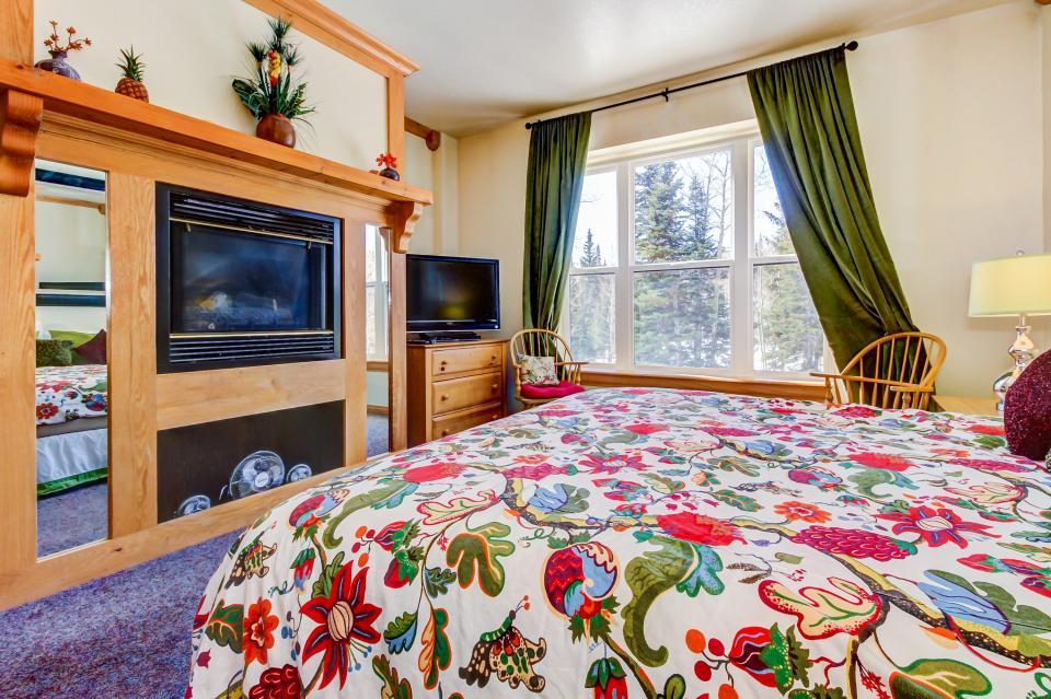 Cedar Breaks Lodge 3204 - Brian Head Vacation Rental