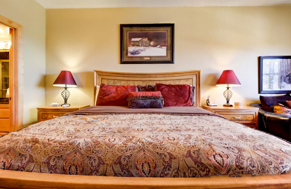 Cedar Breaks Lodge 3307 - Brian Head Vacation Rental