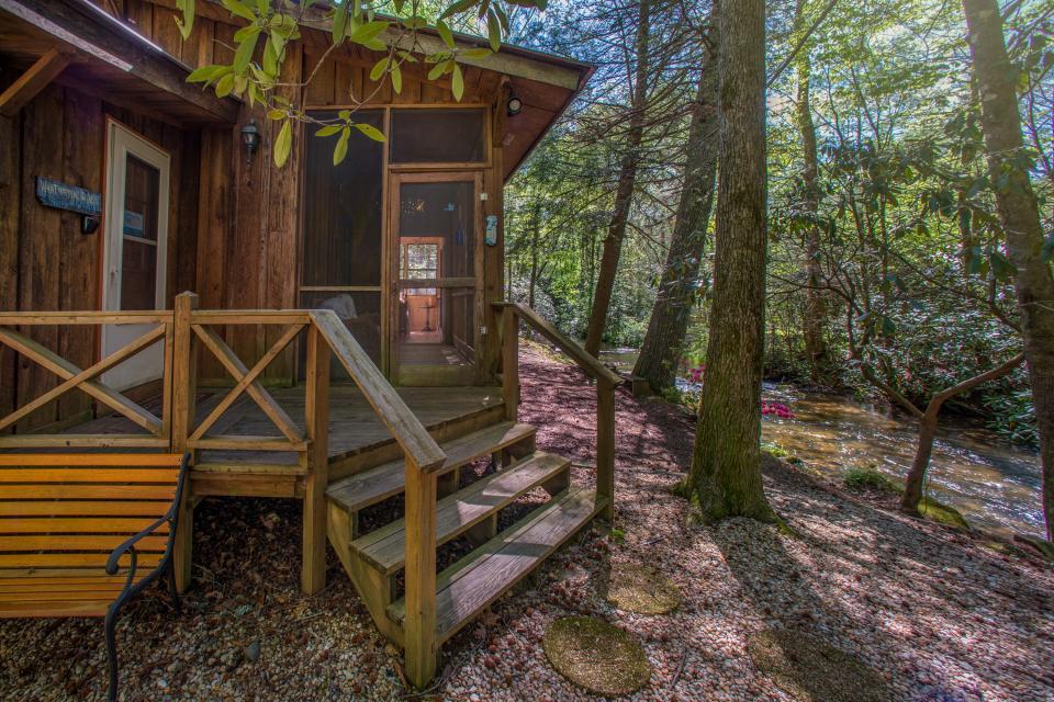 At Last Cabin - Ellijay Vacation Rental