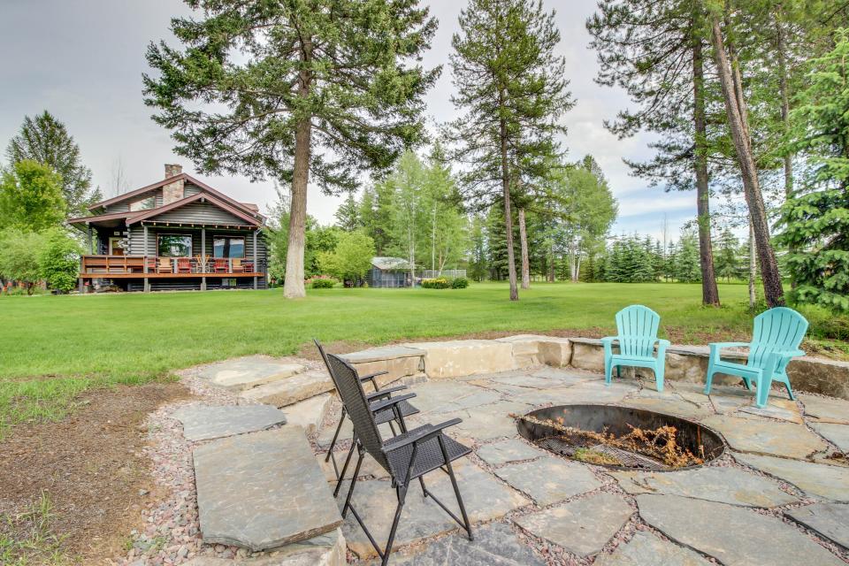Stillwater Homestead - Whitefish Vacation Rental