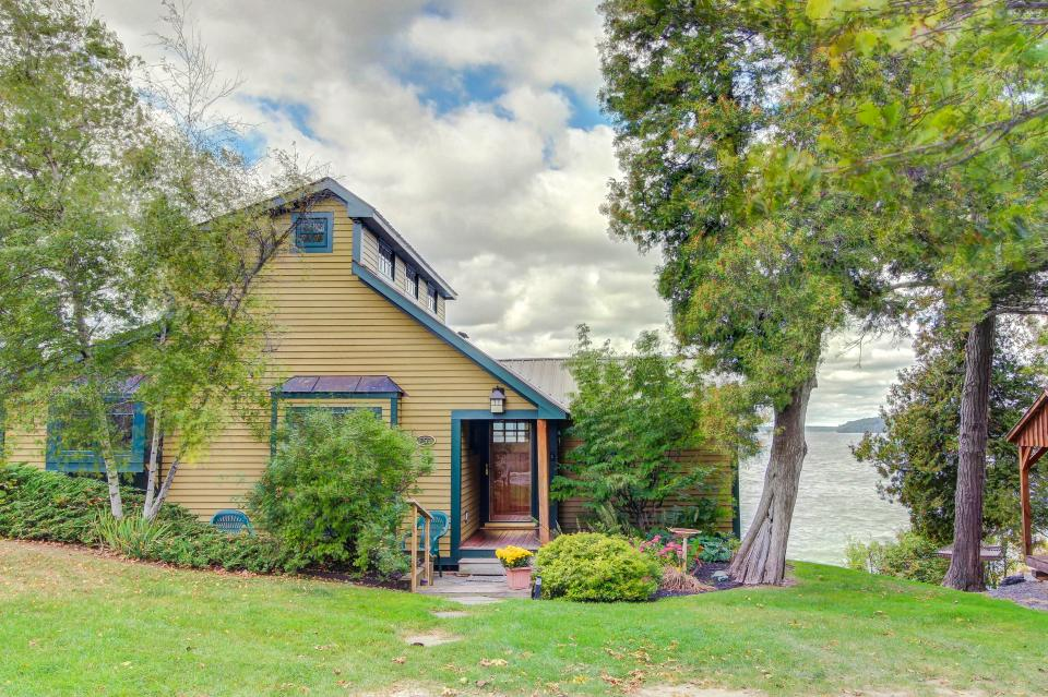 The Sugar Shack - North Hero Vacation Rental