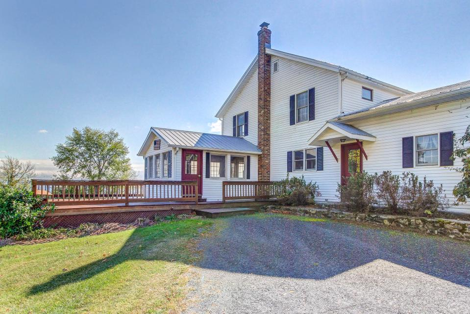 Island View Farm - North Hero Vacation Rental
