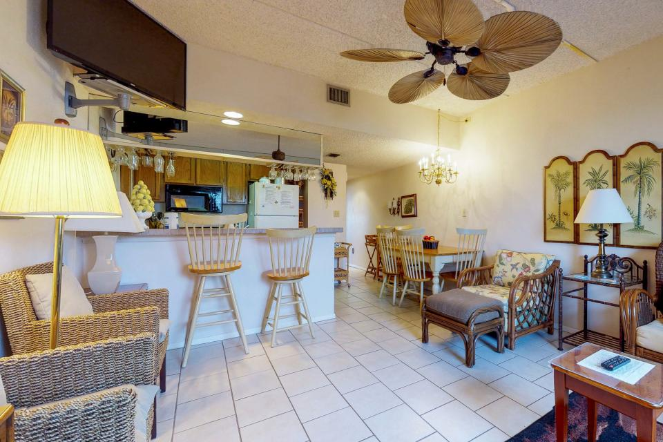 Ventura Condominiums #208 - South Padre Island Vacation Rental