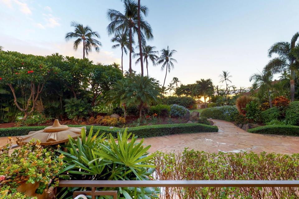 Maui Kaanapali Villas 102 - Lahaina Vacation Rental