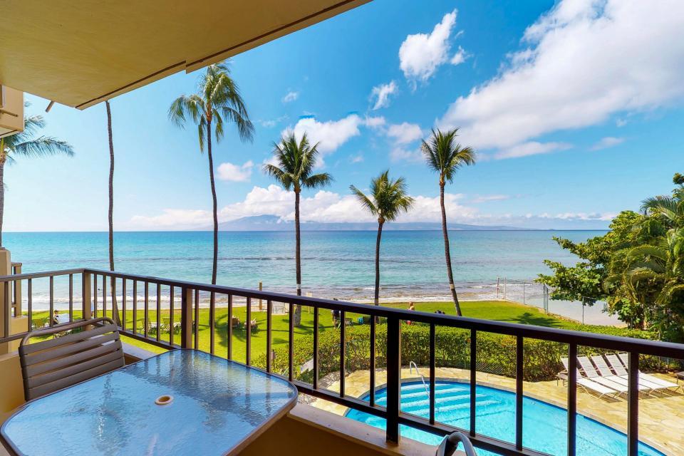 Paki Maui 222 - Lahaina Vacation Rental