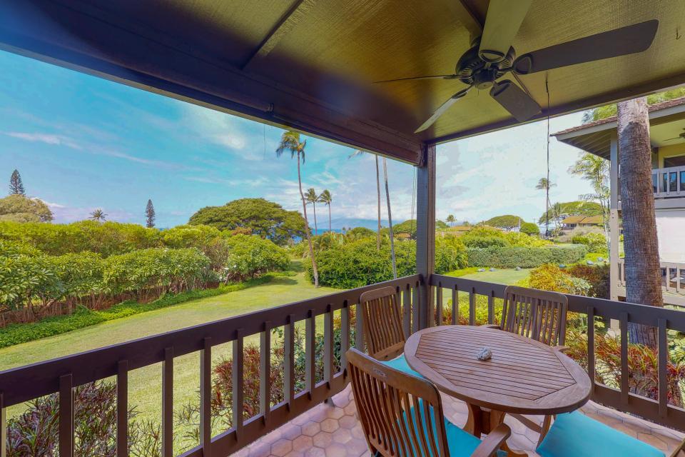 Ka'anapali Plantation Condominiums # 55 - Lahaina Vacation Rental