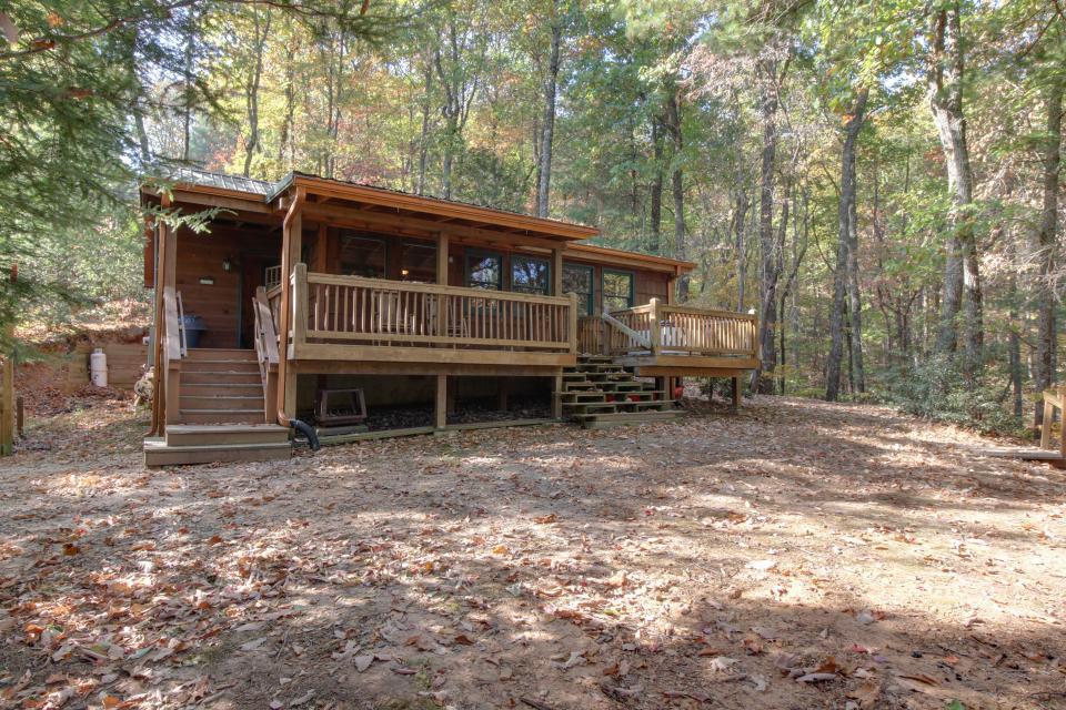 Cherokee Point Cabin