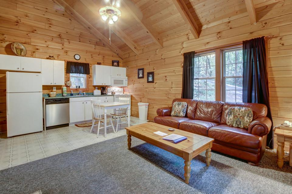 Autumn View Cabin - Sautee Nacoochee Vacation Rental