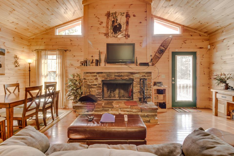 Bears Cove - Sautee Nacoochee Vacation Rental