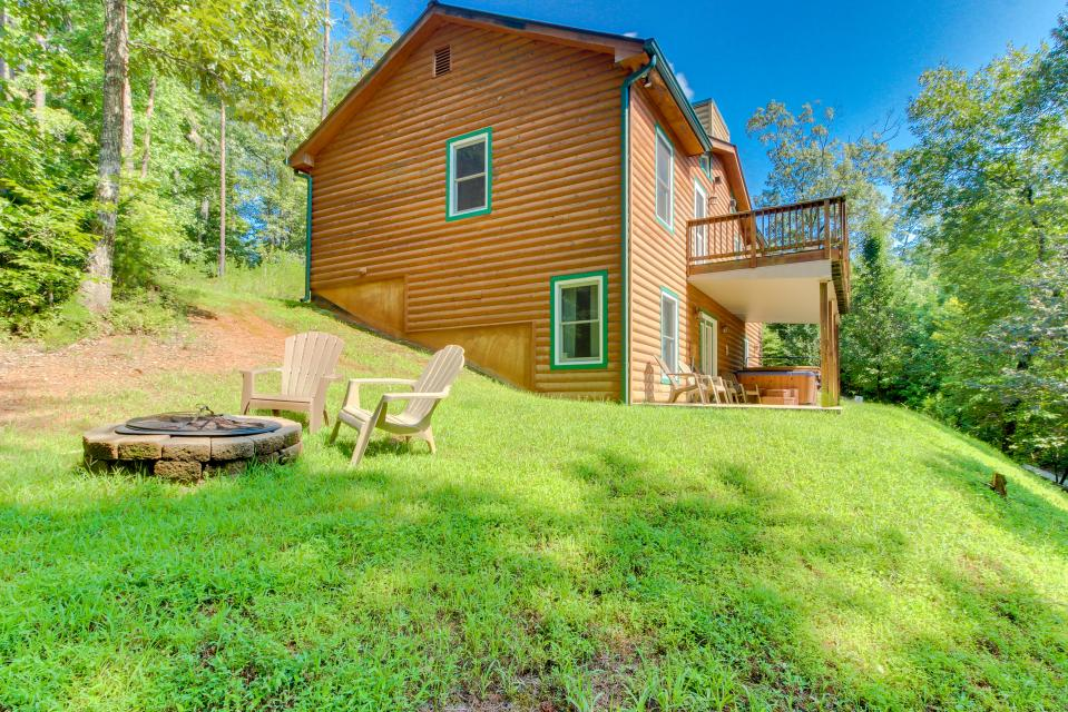 Bears Cove - Sautee Nacoochee Vacation Rental