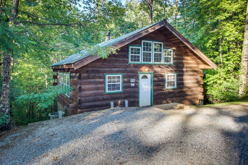 pet th rentals luxury comfortbly cabins pinnacle wy helen area friendly near cabin in vacation rent cbin ga for