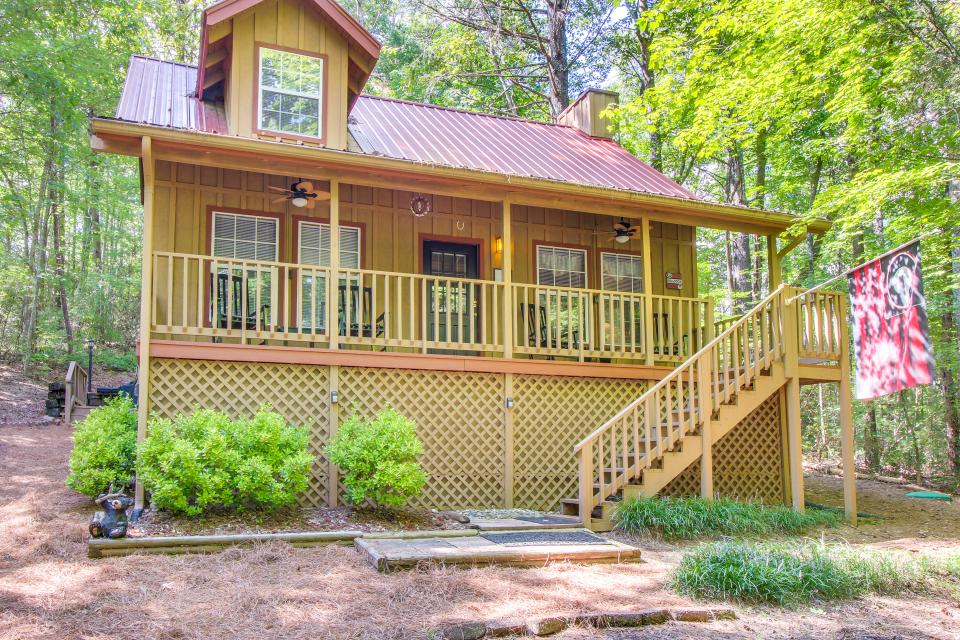 Lorins Way Cabin - Sautee Nacoochee Vacation Rental