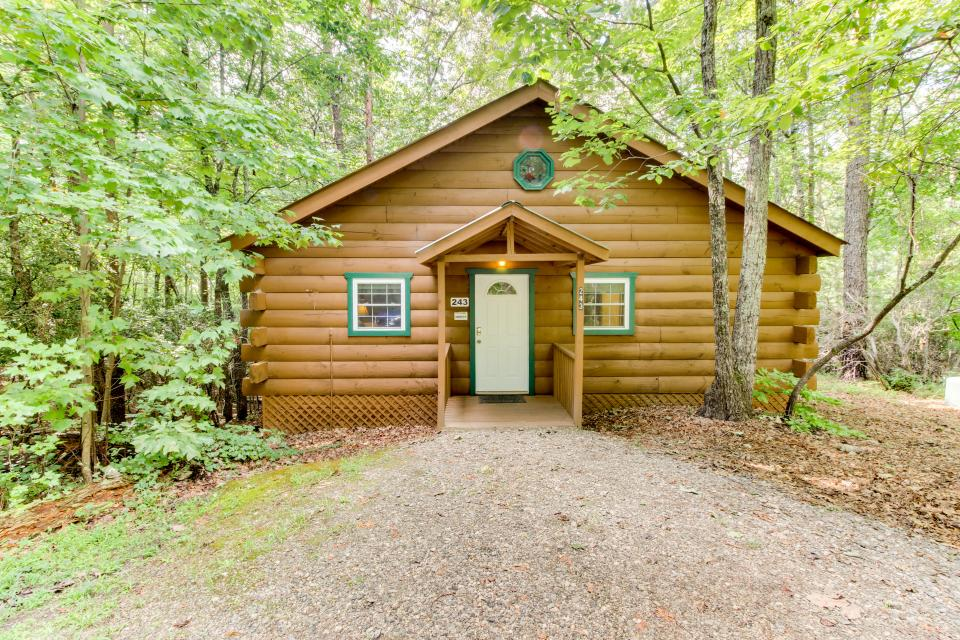 Shasta Cabin - Sautee Nacoochee Vacation Rental