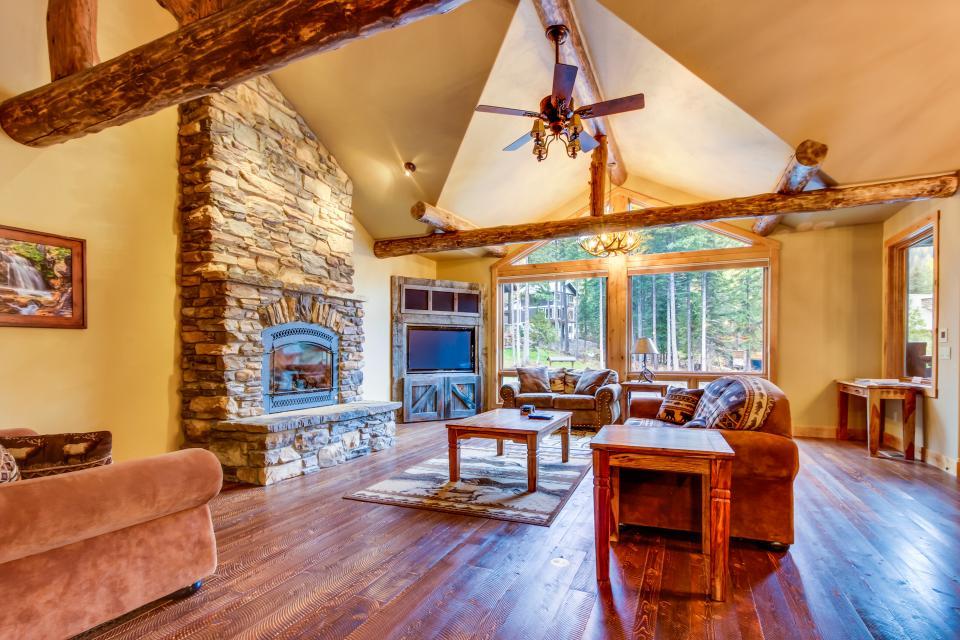 Moose Jaw Retreat - Whitefish Vacation Rental
