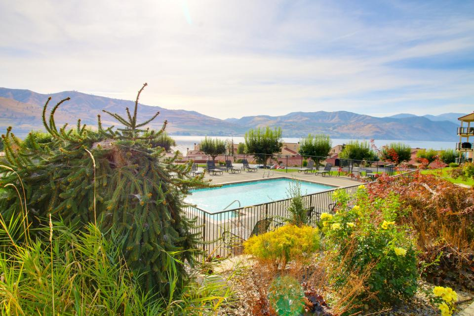 Lake Chelan Shores: Sunshine Suite - Chelan Vacation Rental