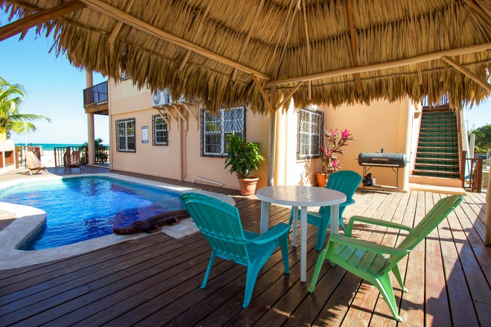 Mirasol Mini-Villa - Placencia Vacation Rental