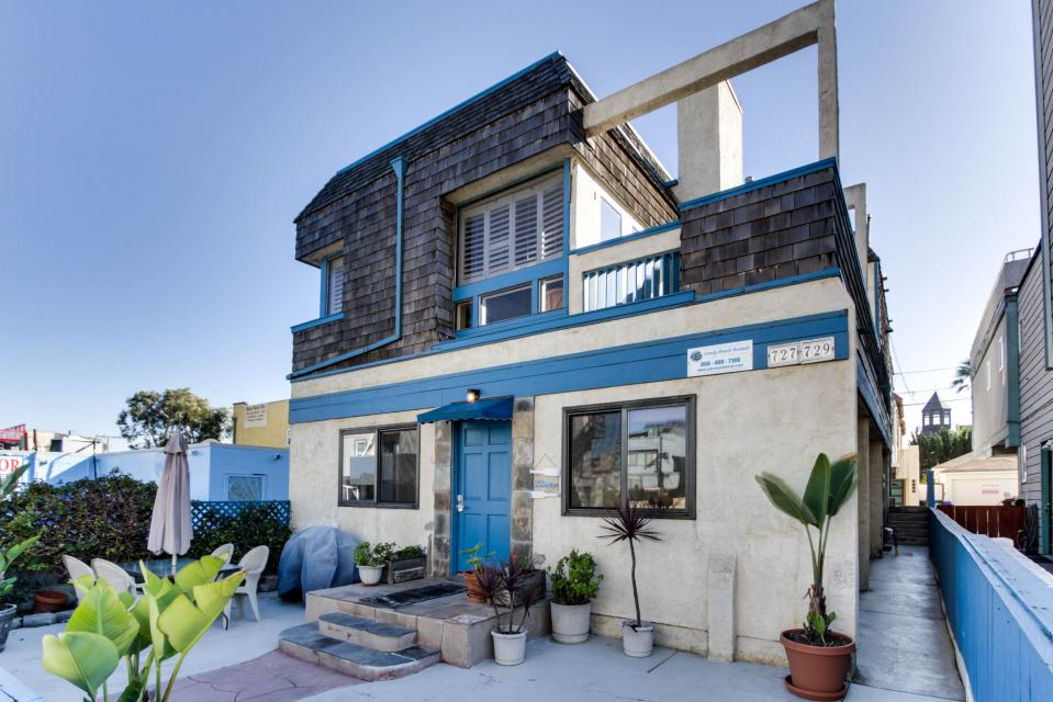 Jean's Beach House - San Diego Vacation Rental