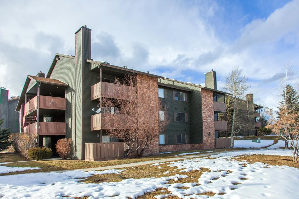 Powderwood Condo - Park City Vacation Rental