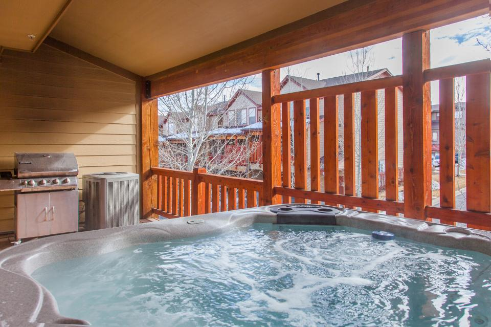 Slalom Way Townhome - Park City Vacation Rental